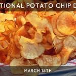 Potatochipday