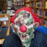 camo-clown